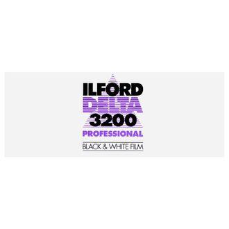Filme Preto e Branco Ilford Delta 3200 - Formato 120