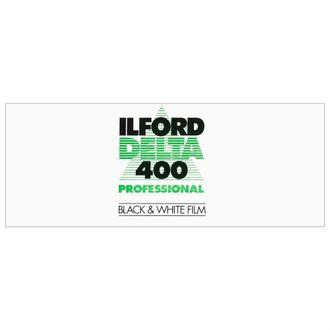 Filme Preto e Branco Ilford Delta 400 - Formato 120
