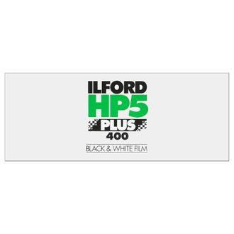 Filme Preto e Branco Ilford HP 5+ 400 - Formato 120