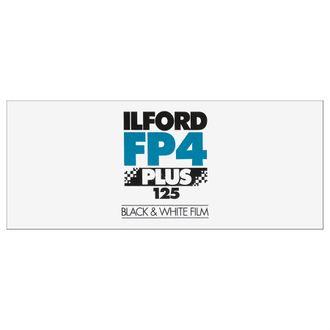 Filme Preto e Branco Ilford FP4+ 125 - Formato 120