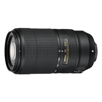 Objetiva Nikon AF-P 70-300mm F/4.5-5.6E ED VR
