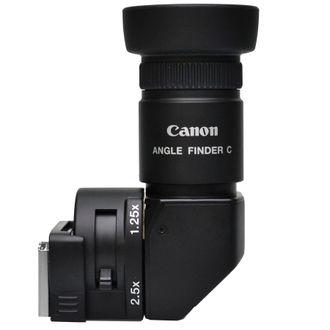 Visor de Ângulo Reto Canon C - Usado