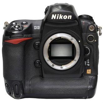 Câmera Nikon D3 - Corpo - Usada