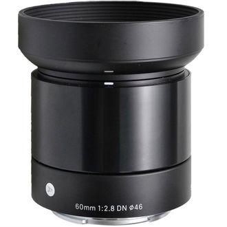 Objetiva Sigma Art 60mm F/2.8 - para Sony E (Nex)  - Usada