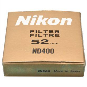 Filtro Nikon ND 400 - Usado