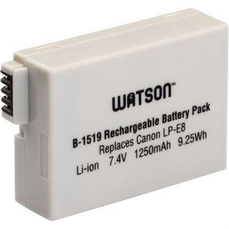 Bateria Watson LP-E8 - para Canon