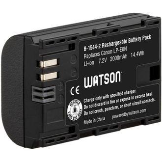 Bateria Watson LP-E6N - para Canon