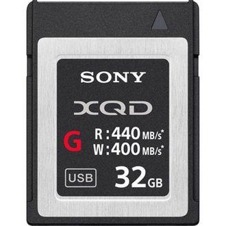 Cartão de Memoria Sony XQD 32Gb 440Mbs