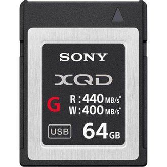 Cartão de Memoria XQD 64Gb 440Mb/S - Sony