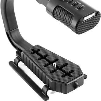 Sevenoak Micrig Handheld DSLR Camera Rig Estabilizador Steadicam Rig Smartphone com Led Escolha para Nikon Canon Sony