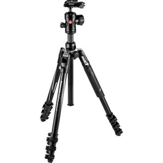 TRIPÉ MANFROTTO BEFREE ADVANCED  BLK KIT MKBFRLA4BK-BH Tripé Manfrotto Befree Advanced com Cabeça Ball MH494