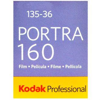 Filme Colorido Kodak Portra 160 Formato 135 - 36 Poses