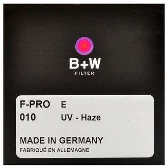 Filtro B+W F-Pro UV Haze 58mm