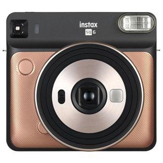Câmera Instantânea Fujifilm Instax Square SQ6 - Rosê