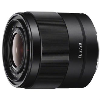 Objetiva Sony FE 28mm F/2 E-Mount