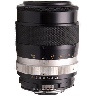 Objetiva Nikon Nikkor-Q  AI 135mm F/2.8 - Seminova