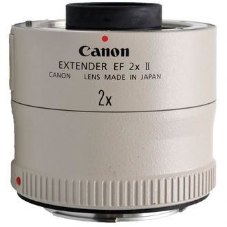 Extender Canon EF 2X II - Seminovo