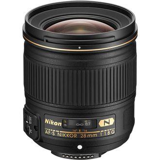 Objetiva Nikon AF-S 28mm F/1.8G (N)