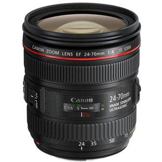 Objetiva Canon  EF 24-70mm F/4L LS USM