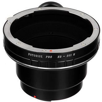 Anel Adaptador Fotodiox Pro Hasselblad V - Canon EF-M